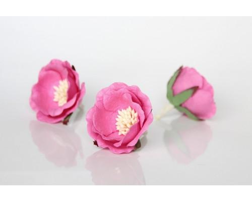 """Полиантовые розы """"Розовые средние"""", 1 шт."""