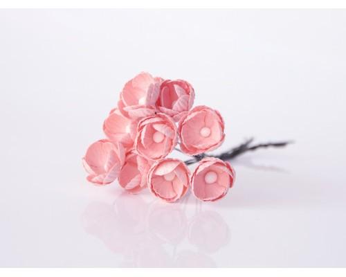 Лютики Розово-персиковые, 5 шт.