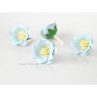 "Цветок Сенполии ""Голубой"", 1 шт."