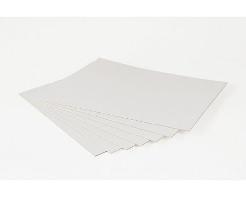 Основа для альбома 30*30 см. Белый переплетный картон 0,9мм., 1 лист