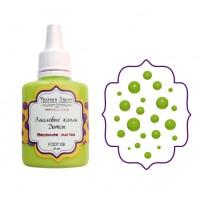 Эмалевые капли-бусины (Дотсы).Весенняя листва 30 ml