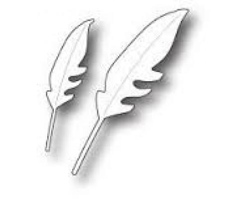 "Форма для вырубки ""wild feathers""/перья Memorybox"