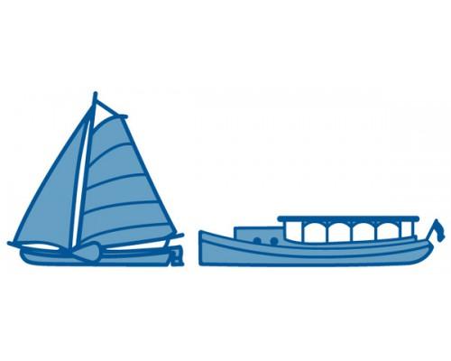 "Формы для вырубки ""Лодки"" Marianne"
