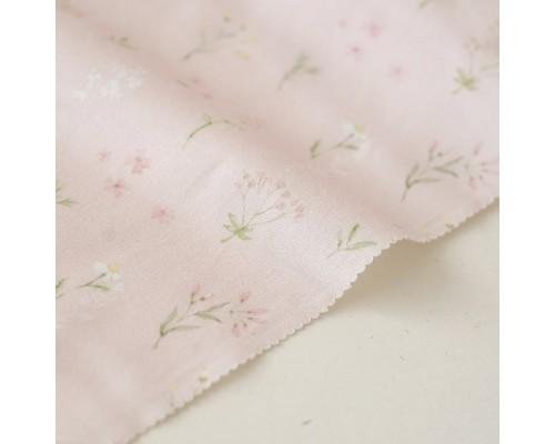 Отрез ткани «Розовый луг» Forest story, 40х50 см., Impressio Design