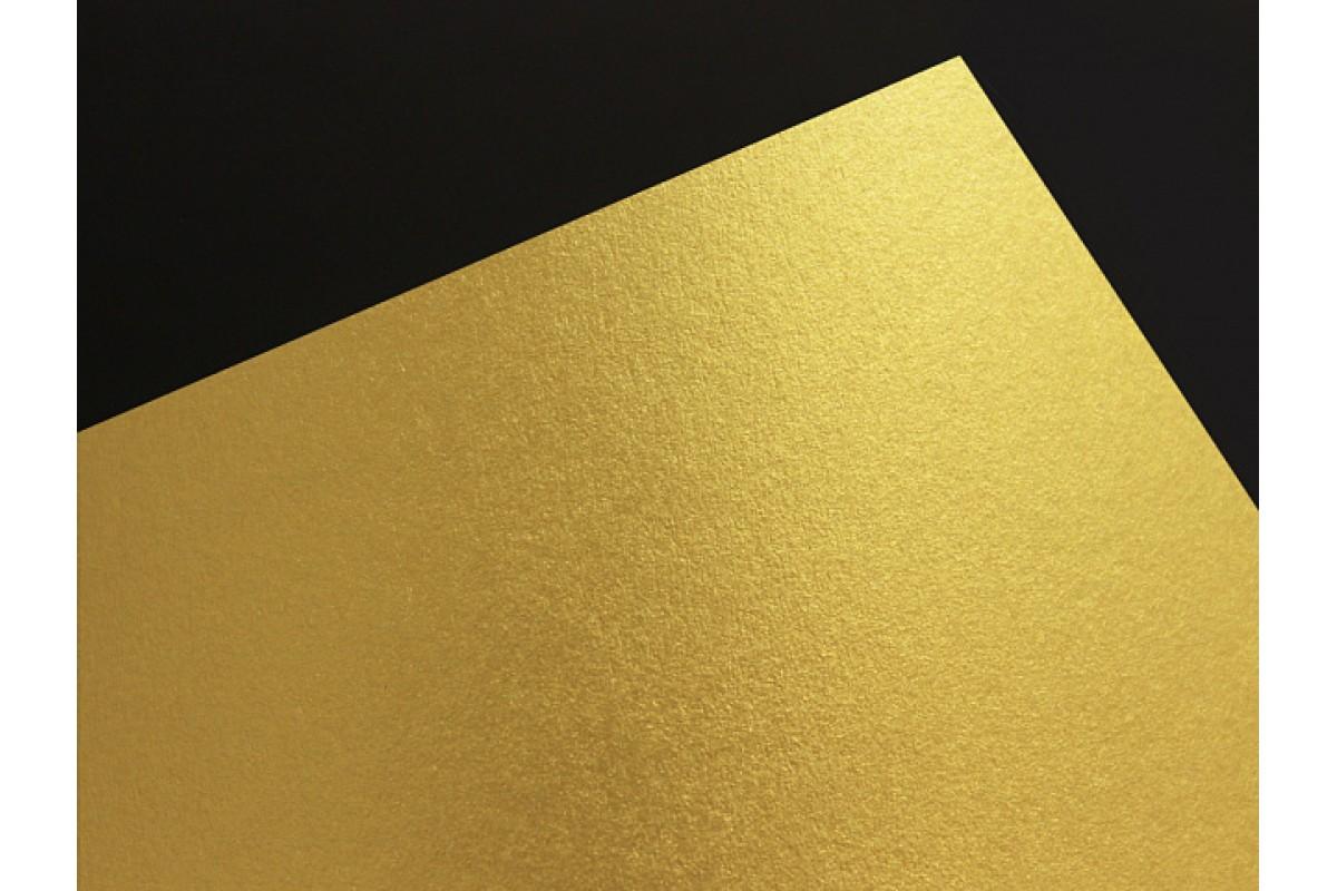 """Картон перламутровый """"Золото инков"""", 30,4*30,4см., 1шт."""