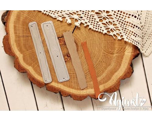 """Ножи для вырубки """"деревянные дощечки"""" от AgiArt"""