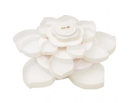 "Органайзер ""Bloom Embellishment Storage"" БЕЛЫЙ We R Memory Keepers"