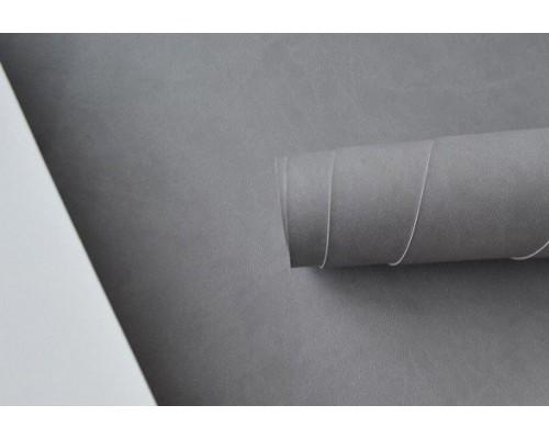 Кожзам, серый 50*35 см. Италия