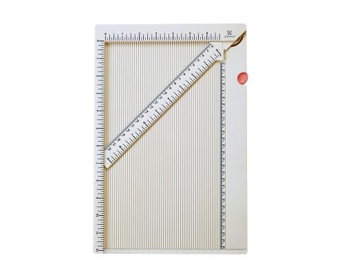 Доска для биговки многофунциональная, Рукоделие 34,4 x 23 см