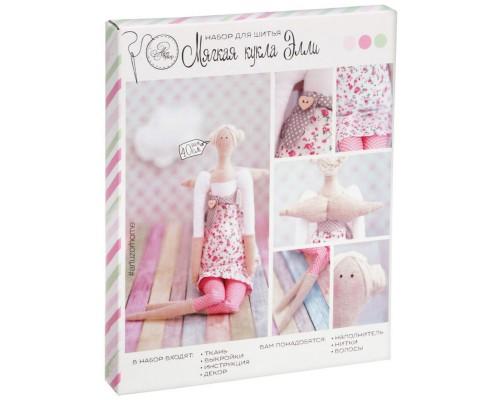 "Набор для шитья ""Мягкая кукла Элли"", 18 х22 х3,6 см"