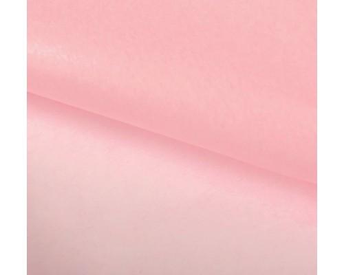 """Бумага упаковочная тишью """"Светло-розовый"""" 50 см х 66 см, 10 листов"""