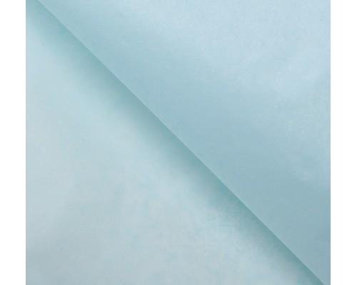 """Бумага упаковочная тишью """"Голубая"""" 50 см х 66 см, 10 листов"""