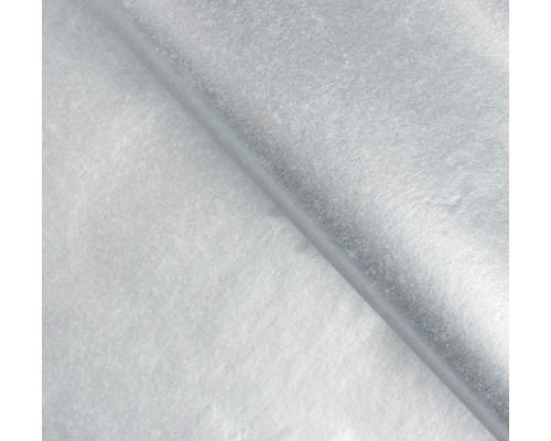 """Бумага упаковочная тишью """"Серебро"""" 50 см х 66 см, 10 листов"""