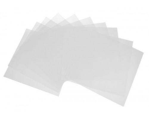 Фоамиран 50*50 см*1 мм. Белый, Китай