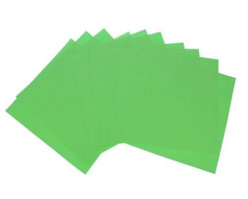 Фоамиран 50*50 см*1 мм. Весенняя зелень, Китай