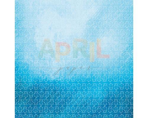 "Бумага односторонняя серии ""PRO чувства"" 30,5*30,5, April"