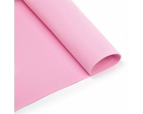 Фоамиран 50*50 см*1 мм. Розовый, Китай