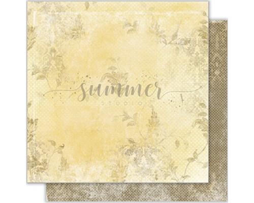 "Бумага двусторонняя коллекции ""My autumn"", SUMMER STUDIO"