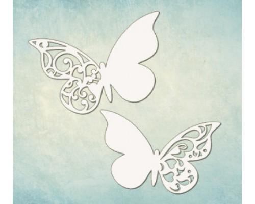 """Чипборд """"Бабочки"""" Просвет"""