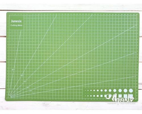 """Коврик (мат) для резки """"Травяной"""" А3 - 45*30 см."""