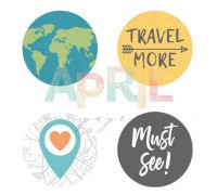 "Фишки ""TRAVEL more"" April"