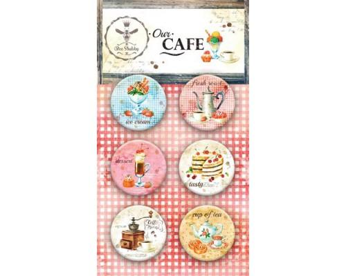 """Набор фишек """"Our CAFE"""" Bee Shabby"""