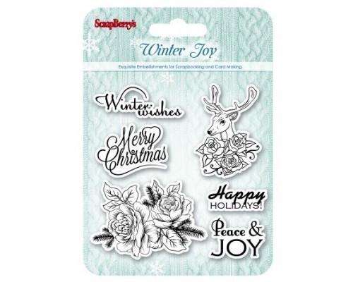 """Штампы серии """"Winter Joy"""""""