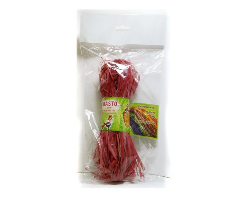 Волокно натуральное (лыко) Фламинго