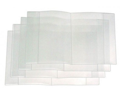 Обложка для паспорта, прозрачная 1 шт
