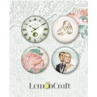 "Фишки ""Love of my life"" 4 шт. LemonCraft"