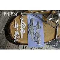 """Нож для вырубки """"Стимпанк 6"""" от Fantasy"""