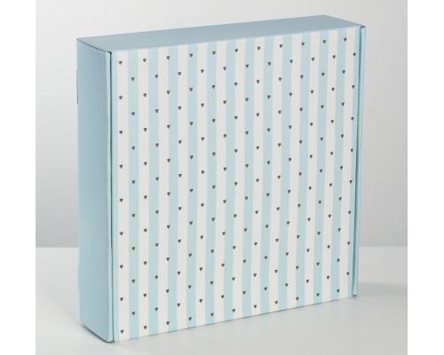 !САМОВЫВОЗ! Складная коробка «Храни идеи», 34.3 × 34.9 × 8.5 см