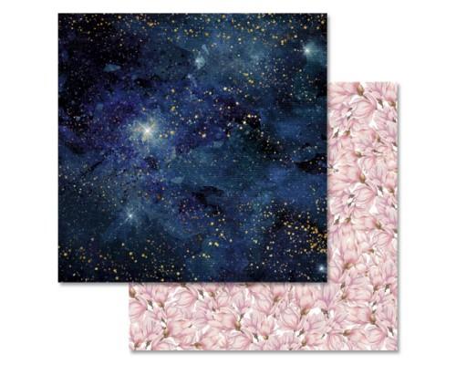 """Бумага двусторонняя """"Тайны вселенной. Млечный путь"""", ScrapMania"""