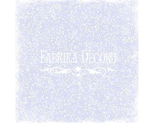 """Лист двусторонней бумаги для скрапбукинга """"Shabby Dreams"""" #4-07 Фабрика Декору"""