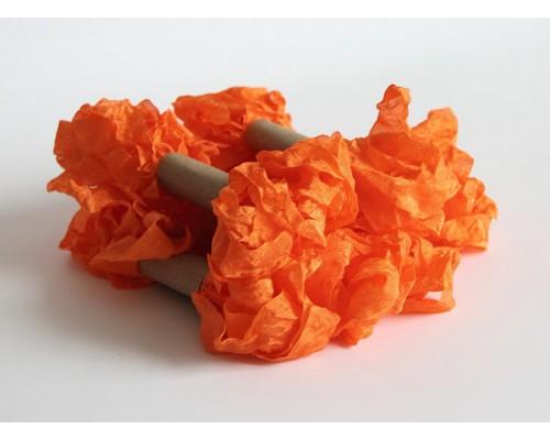 "Шебби лента - ""Оранжевая"", 2,5 метров"