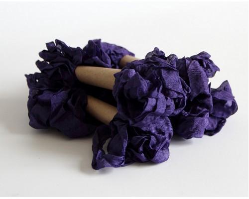 """Шебби лента - """"Фиолетовый"""", 2,5 метров"""