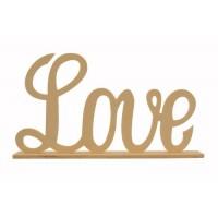 """!САМОВЫВОЗ! Деревянная интерьерная надпись """"LOVE"""""""