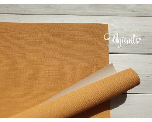 Переплетный материал с тканевой текстурой 35*50 см, кукурузный, Нидерланды