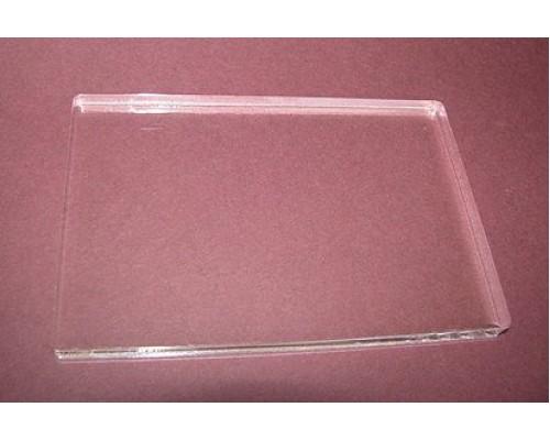Основа для штампа -акриловый блок 15*10см