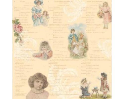 "Бумага серии ""Attic Treasures"" (Melissa Frances)"