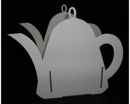 Заготовка для декорирования: чайник