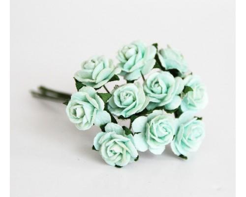 розы мятные 1,5 см, 10шт.