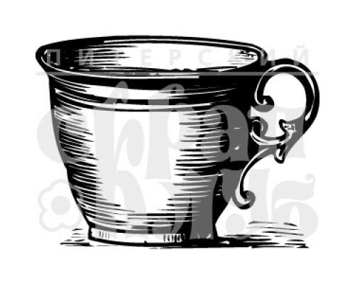 """Штамп """"Чашка"""""""
